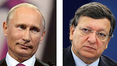 """Poutine: """"si je veux, je prends Kiev en deux semaines"""""""