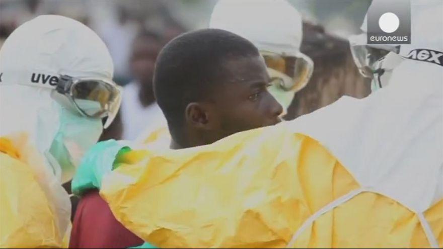 Ebola : au Libéria les patients affamés fuient la quarantaine imposée par les hôpitaux