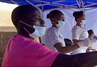 Ebola warning: 'insufficient response raises dangers'