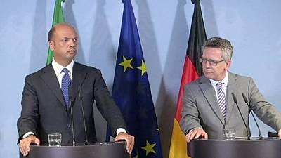 Italy has Germany's support on migration issue