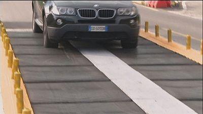 Energia dalle strade? Invenzione italiana