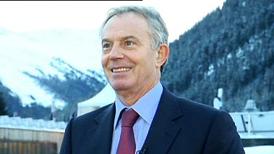 Tony Blair is 'Philanthropist of the Year'