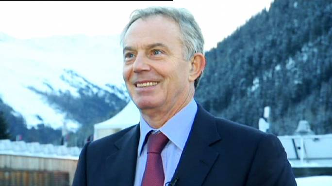 Tony Blair is 'Philanthropist of the Year'