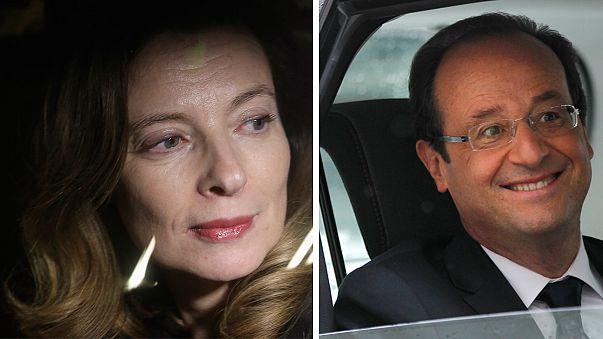 """Trierweiler e il suo """"libro verità"""" sul tradimento di Hollande"""