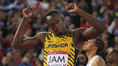 Sprint king Bolt aims for sub-19 200m