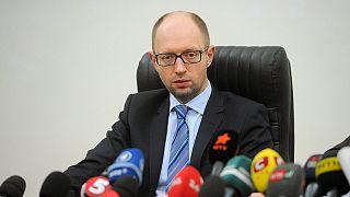 Az ukrán miniszterelnök visszautasította az orosz béketervet
