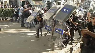 Jail term for Turkey policeman who shot protester 'too lenient'