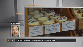 Legality of Scotland's independence referendum