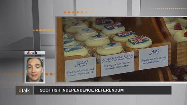 Legality of Scotland's independence referendum
