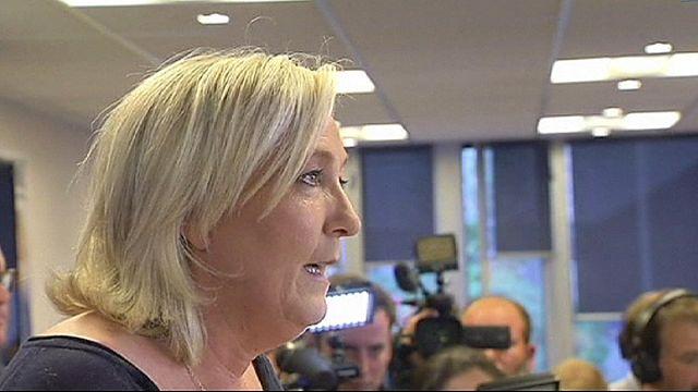 Le Pen criticises France's decision to halt Mistral warship sale to Russia