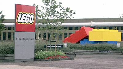 Lego builds big profits from sales surge