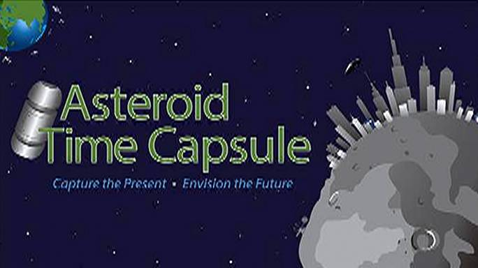 #AsteroidMission : vos tweets dans une capsule temporelle à destination d'un astéroïde