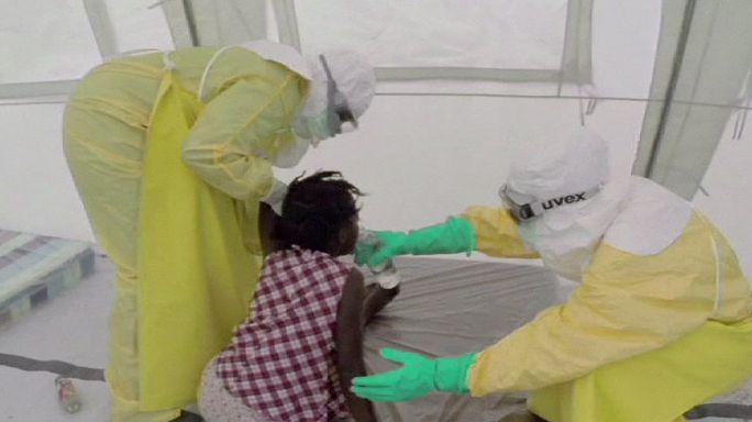 Ebolajárvány: gyorsított eljárásban tesztelik a kísérleti gyógyszereket