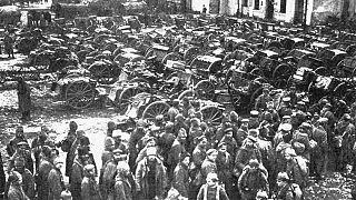 La bataille de Tannenberg