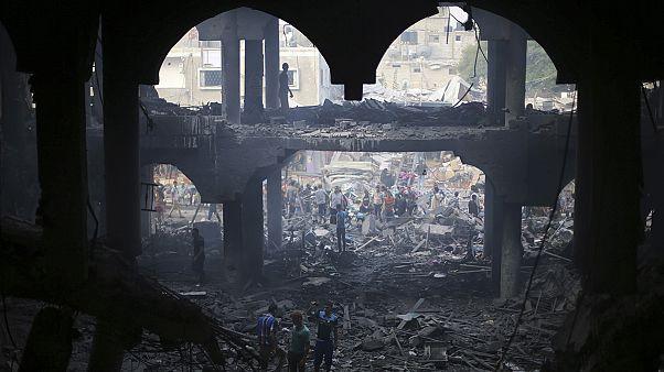 Combien coûtera la reconstruction de Gaza?