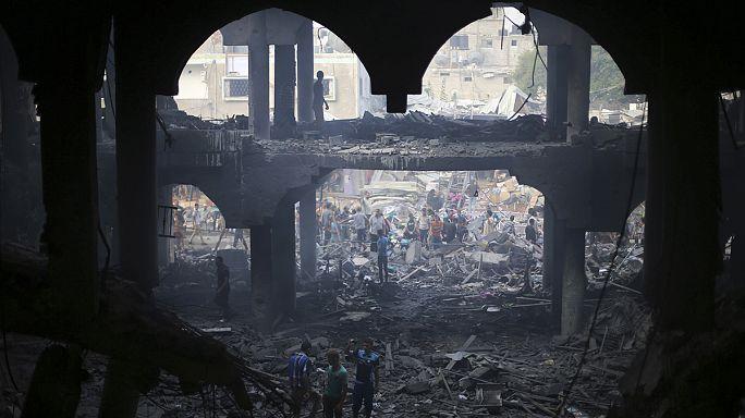 Combien coûtera la reconstruction de Gaza ?