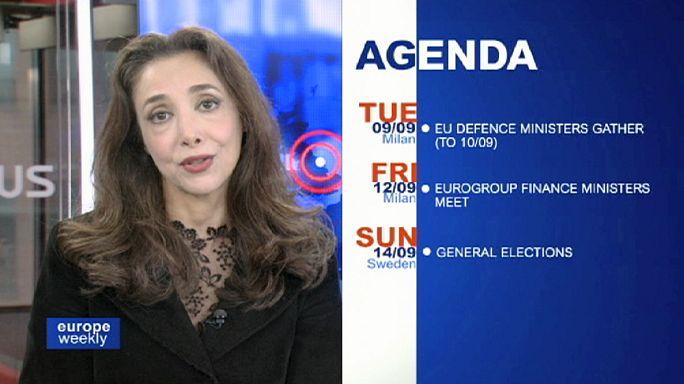 Neuf femmes à la Commission européenne