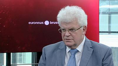Russian ambassador to EU on Ukraine ceasefire