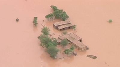 Hundreds killed as floods sweep across Asia