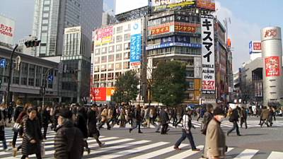 Japanese economy shrinks consumer tax hike blamed