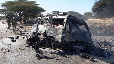 Al Shabaab kill 12 in Somali bomb attacks