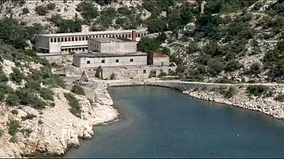 Former Yugoslavian inmates fear prison island tourism