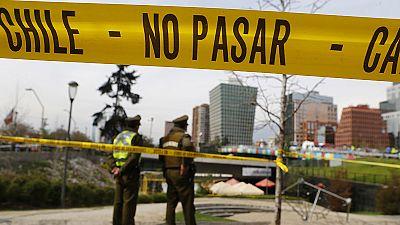 Cile: otto feriti per un'esplosione nella stazione della metro di Santiago