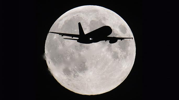 2014 yılının son 'Dev Ay'ı