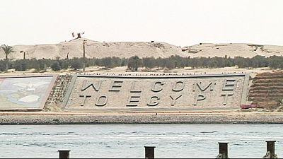 Suez Canal II feeds Egyptian ambitions