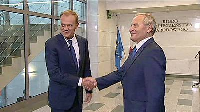Poland's PM quits ahead of new job at the EU