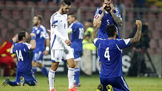 Η Εθνική Κύπρου «σκόραρε» στην Βοσνία