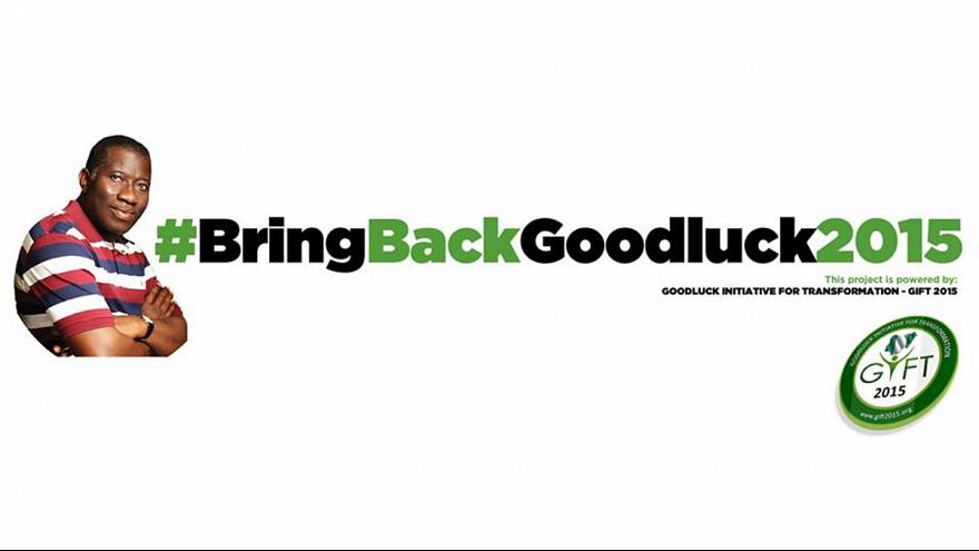 Anger as #BringBackOurGirls is used in president's re-election bid