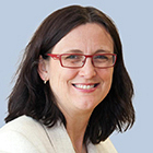 Cecilia Malmstrom EU Commission