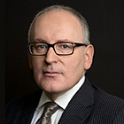 Frans Timmermans EU Commission