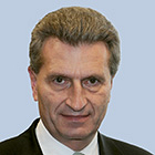 Gunther Oettinger EU Commission