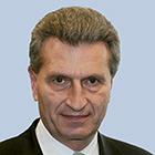 Gunther Oettinger EU Commission