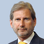 Johannes Hahn EU Commission