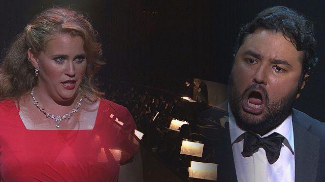 Domingo'nun Operalia'sı Los Angeles'a ışık saçtı