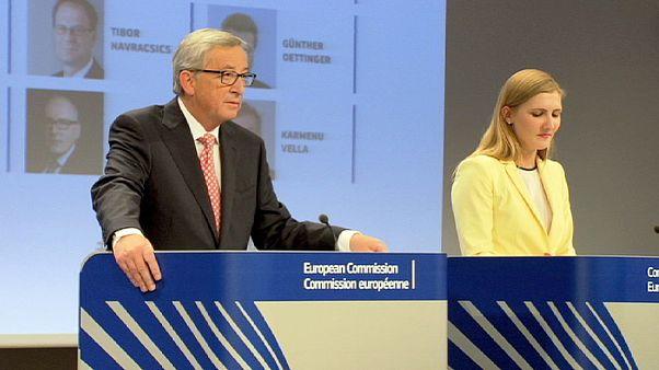 La Comisión Juncker