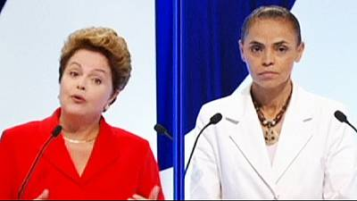 Brazil: Rousseff narrows gap against rival