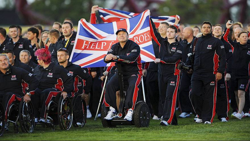 Prince Harry launches first Invictus Games for wounded soldiers