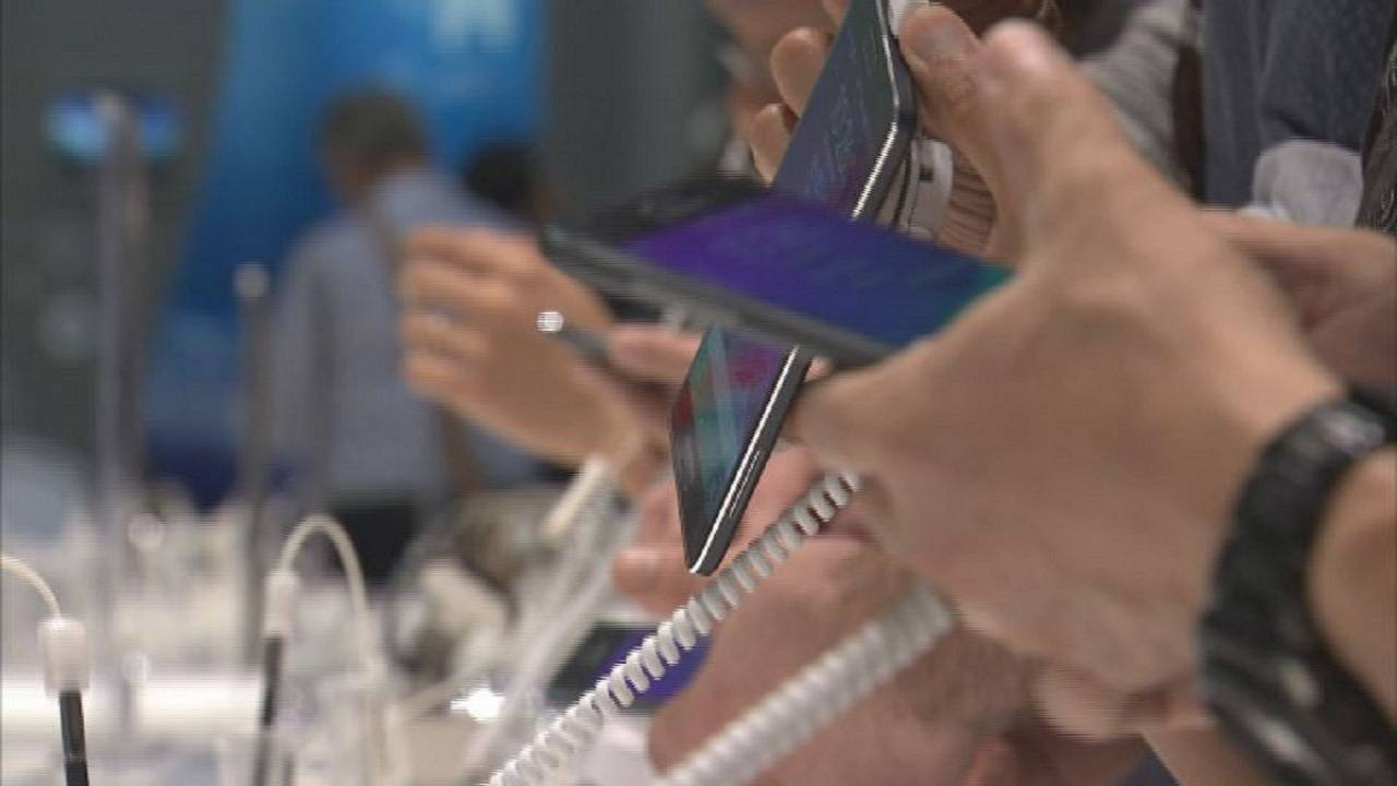 Fiera di Berlino, star lo smartphone