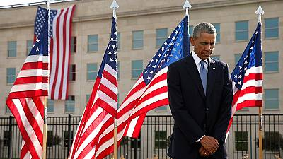 Obama leads tributes at 9/11 commemoration