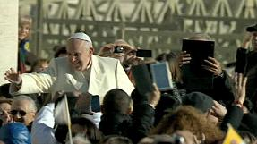 Pope to address MEPs