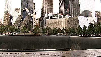 Remembering the victims of 9/11 thirteen years on