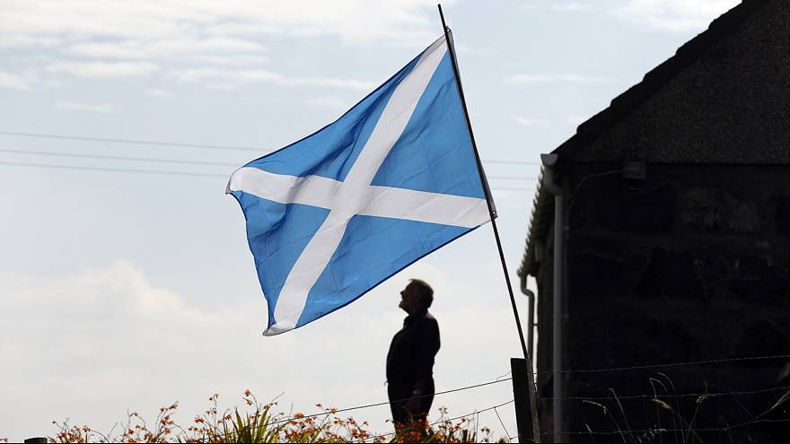 Scotland: Bordering on a break-up