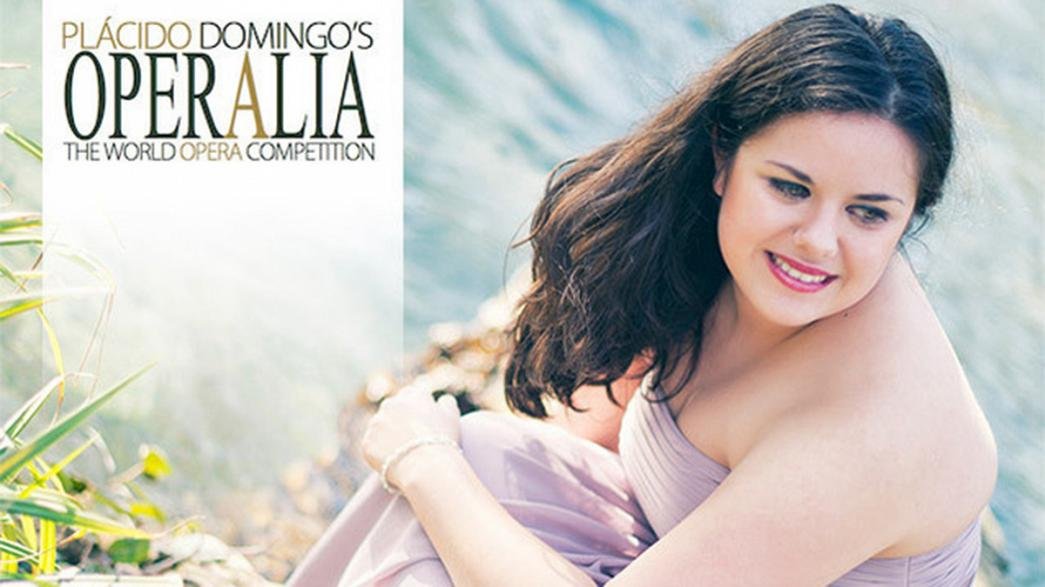 Interview with french soprano Anaïs Constans, third prize winner of Operalia 2014