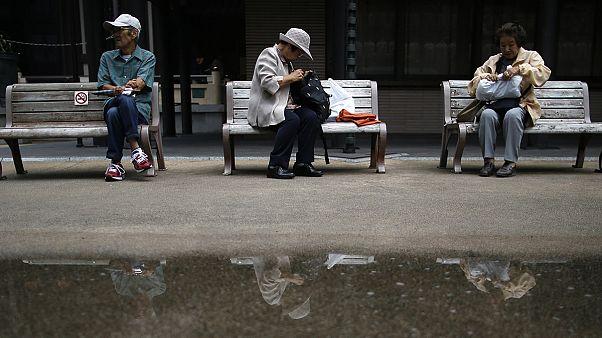 58.820 υπεραιωνόβιοι ζουν στην Ιαπωνία