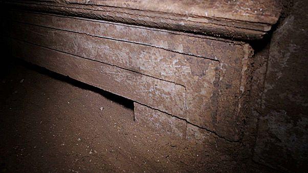 Αμφίπολη: Είσοδος στον τρίτο χώρο του μνημείου