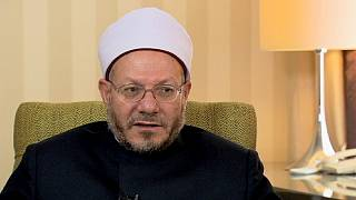 Egyptian cleric condemns terror acts